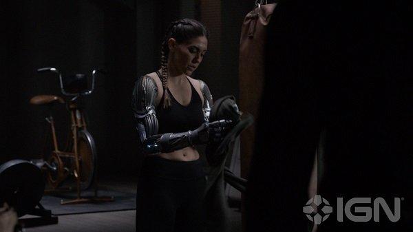 Agents of Shield muestra el cambio en la anatomía de Yo-Yo   Alfa ...