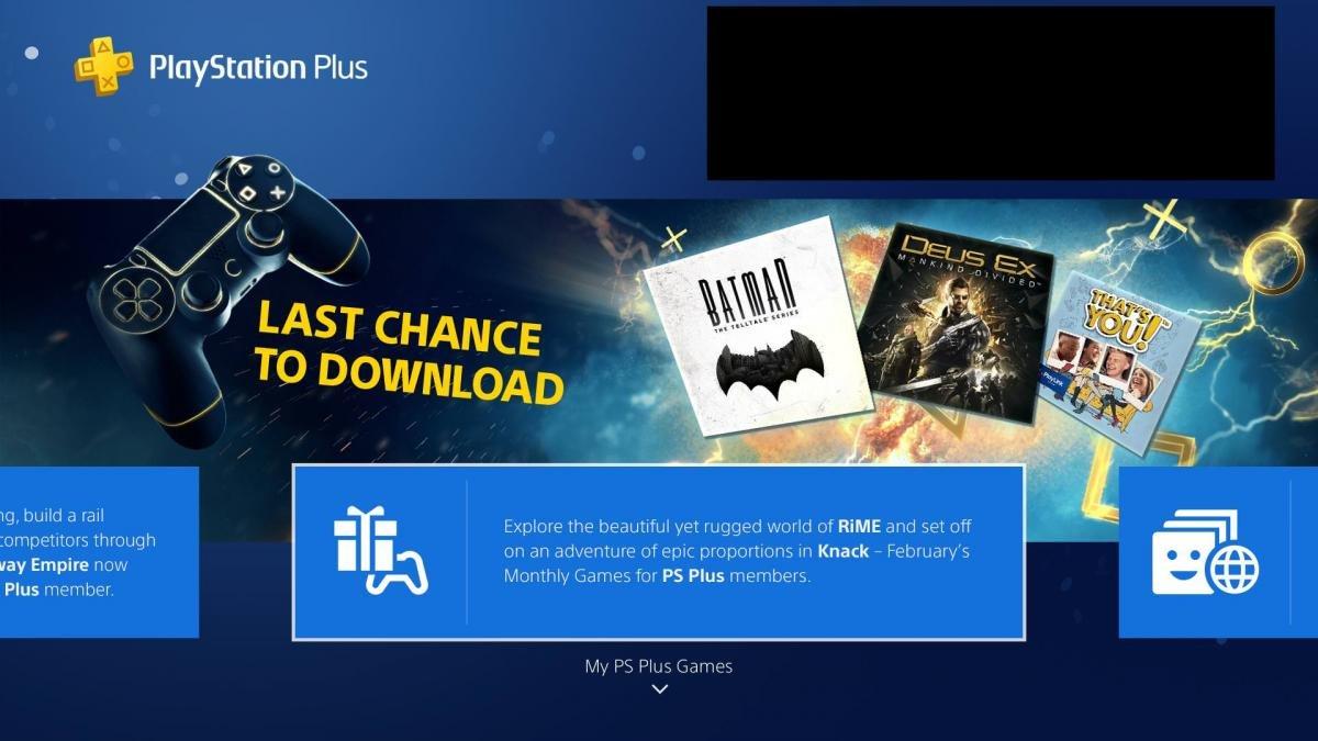 Playstation Plus Podria Haber Filtrado Los Juegos Gratis De Febrero