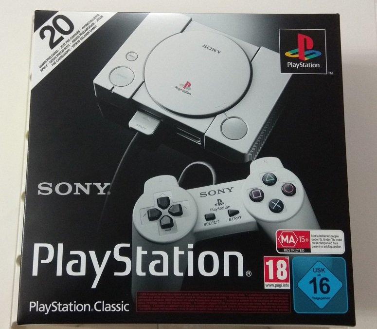 Análisis de PlayStation Classic