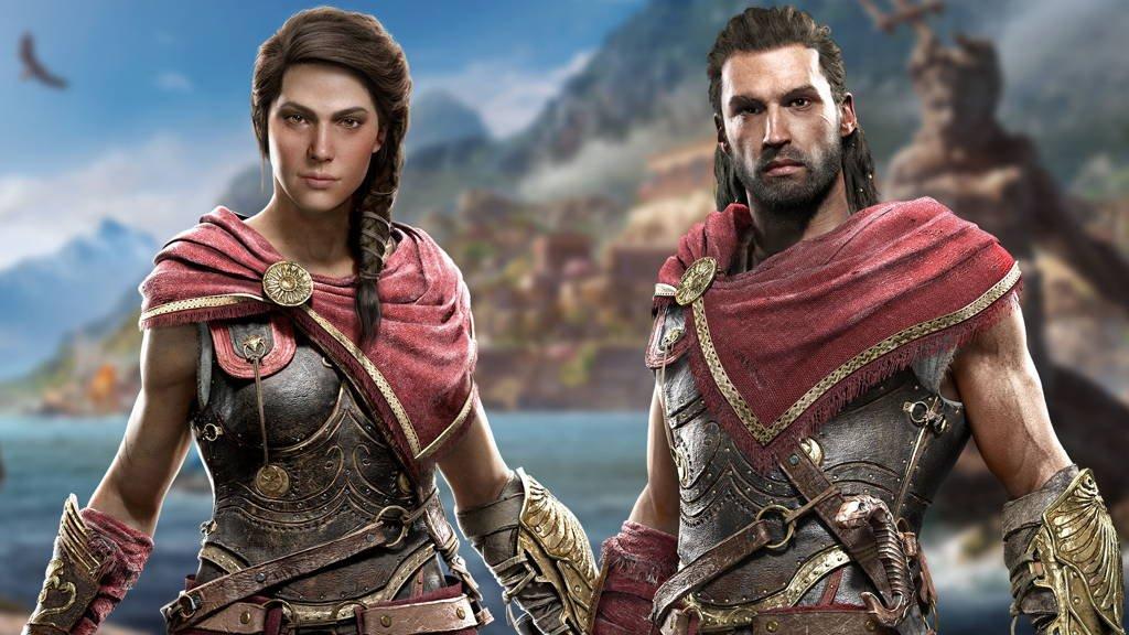 Assassin's Creed: Odyssey celebra su lanzamiento con dos campeonas del deporte español