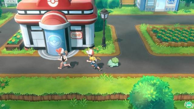 Pokémon Let's GO Pikachu!/Eevee! 7