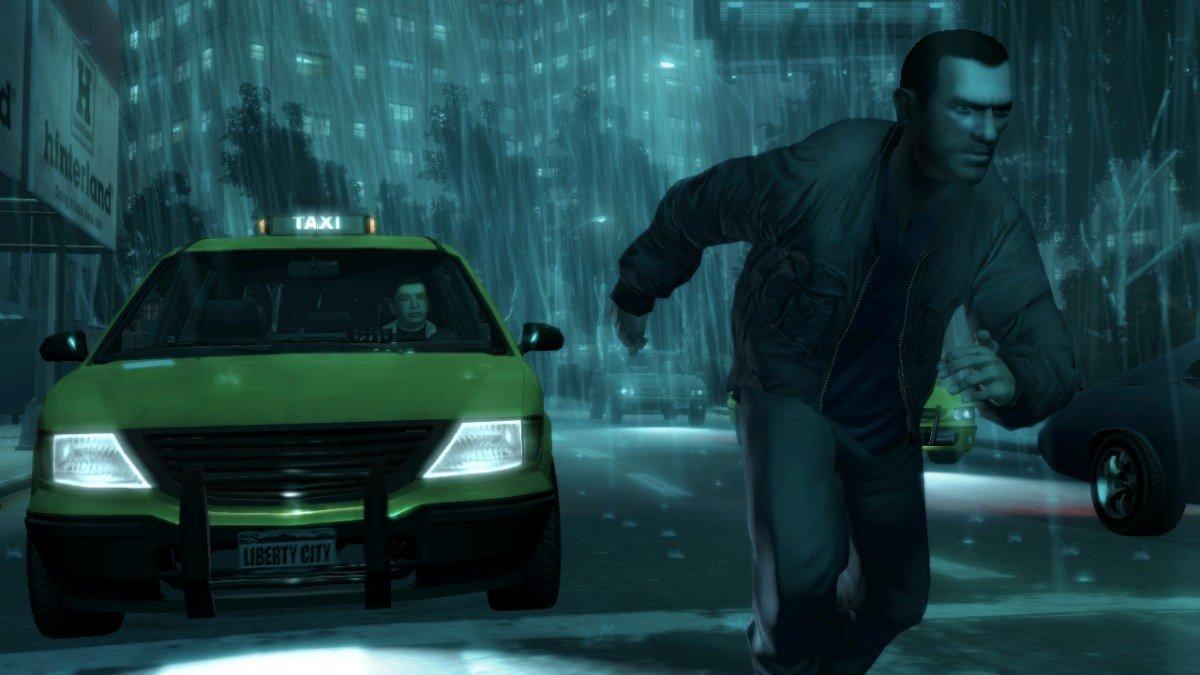 Grand Theft Auto 4 recibe un primer parche para PC seis años después