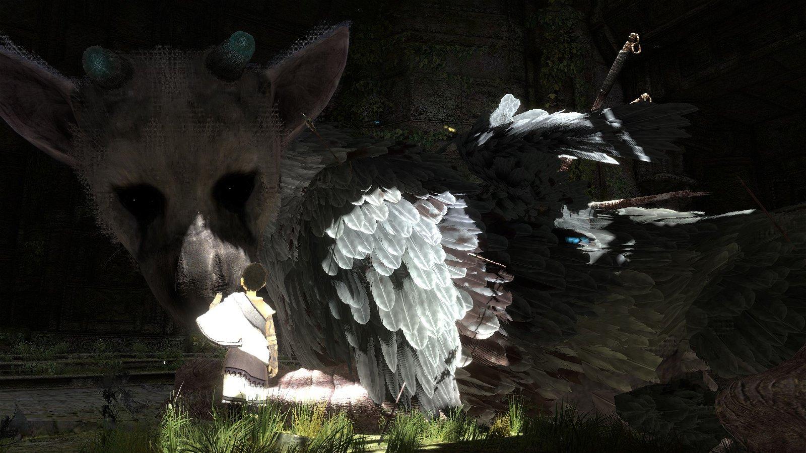 E3 2016 U-tad: Fumito Ueda cree que The Last Guardian no está preparado para la realidad virtual