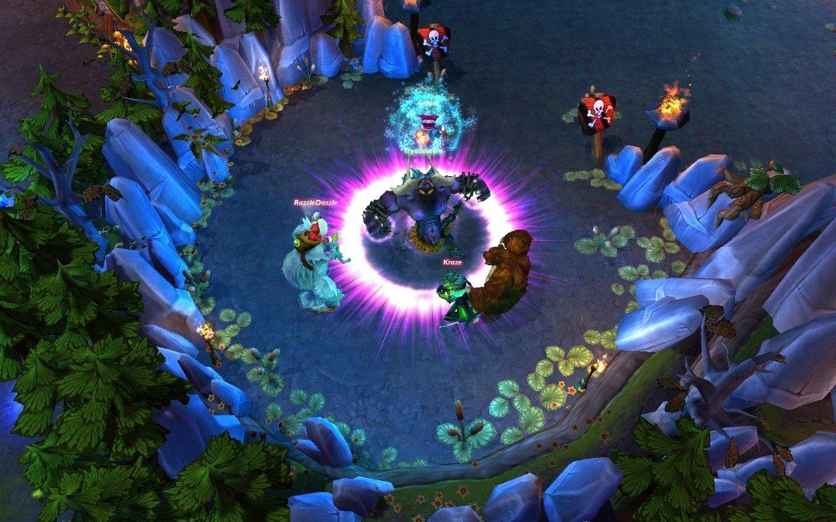 League of Legends y Hearthstone con los juegos de PC más jugados en abril