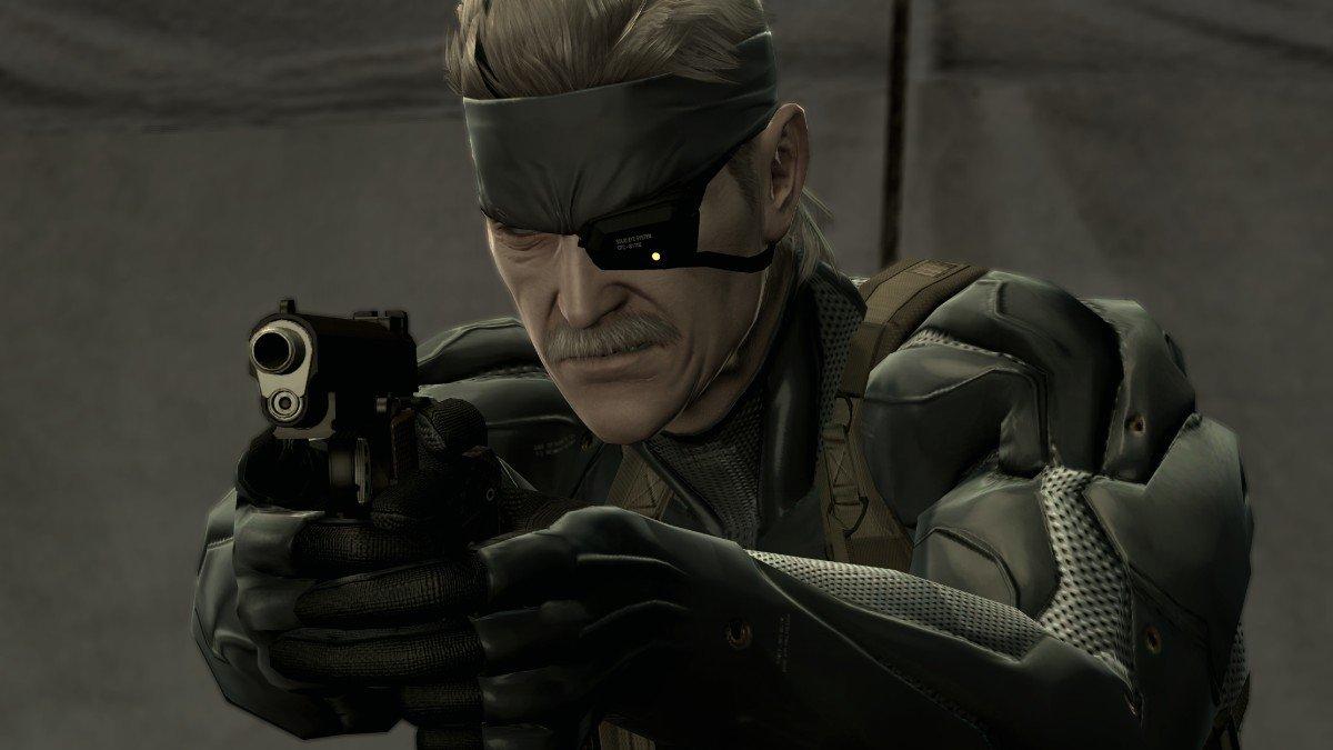 Metal Gear Solid 4: Guns of the Patriots: Hideo Kojima cree que Logan tiene coincidencias con el videojuego