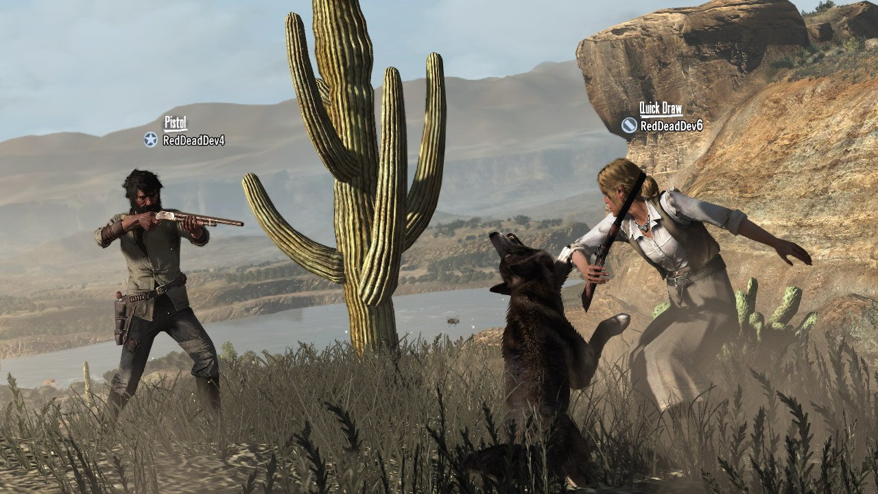 Red Dead Redemption ya es retrocompatible con Xbox One