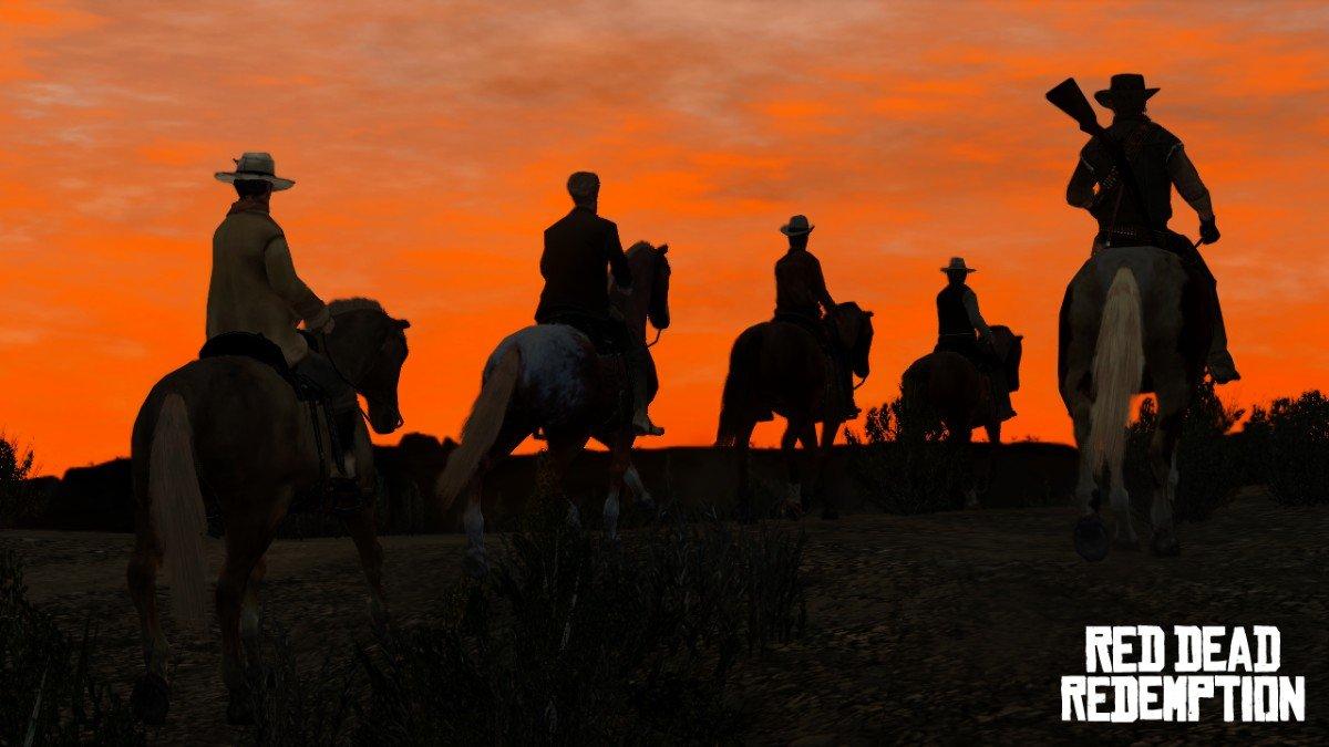 Red Dead Redemption: se filtra una imagen de una posible secuela