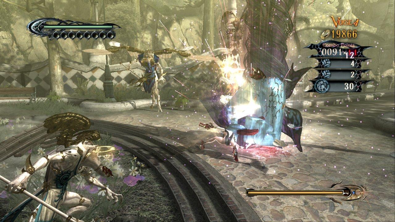 Bayonetta podría ser el primer juego de Platinum que desembarca en PC