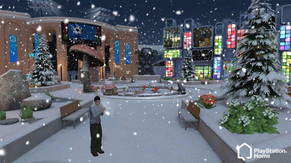 PlayStation Home regresa relanzándose en PlayStation 4 y PC