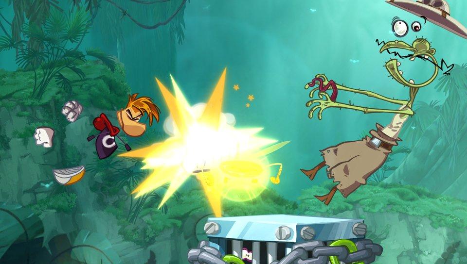Rayman Origins está disponible gratis para PC durante todo el mes de agosto