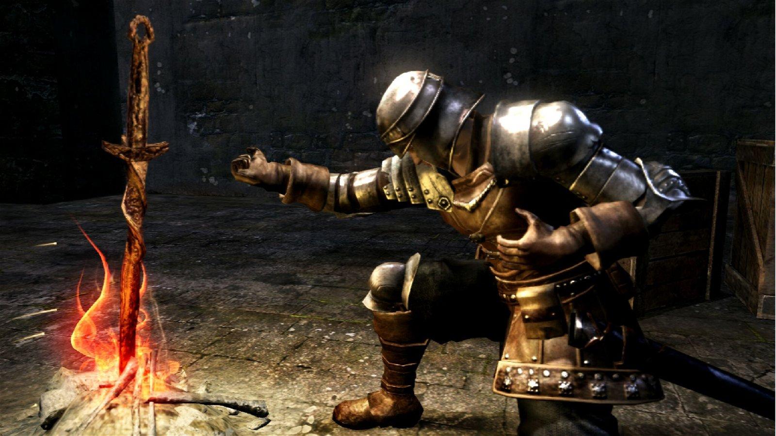 Dark Souls: Un usuario crea el invasor definitivo e invencible