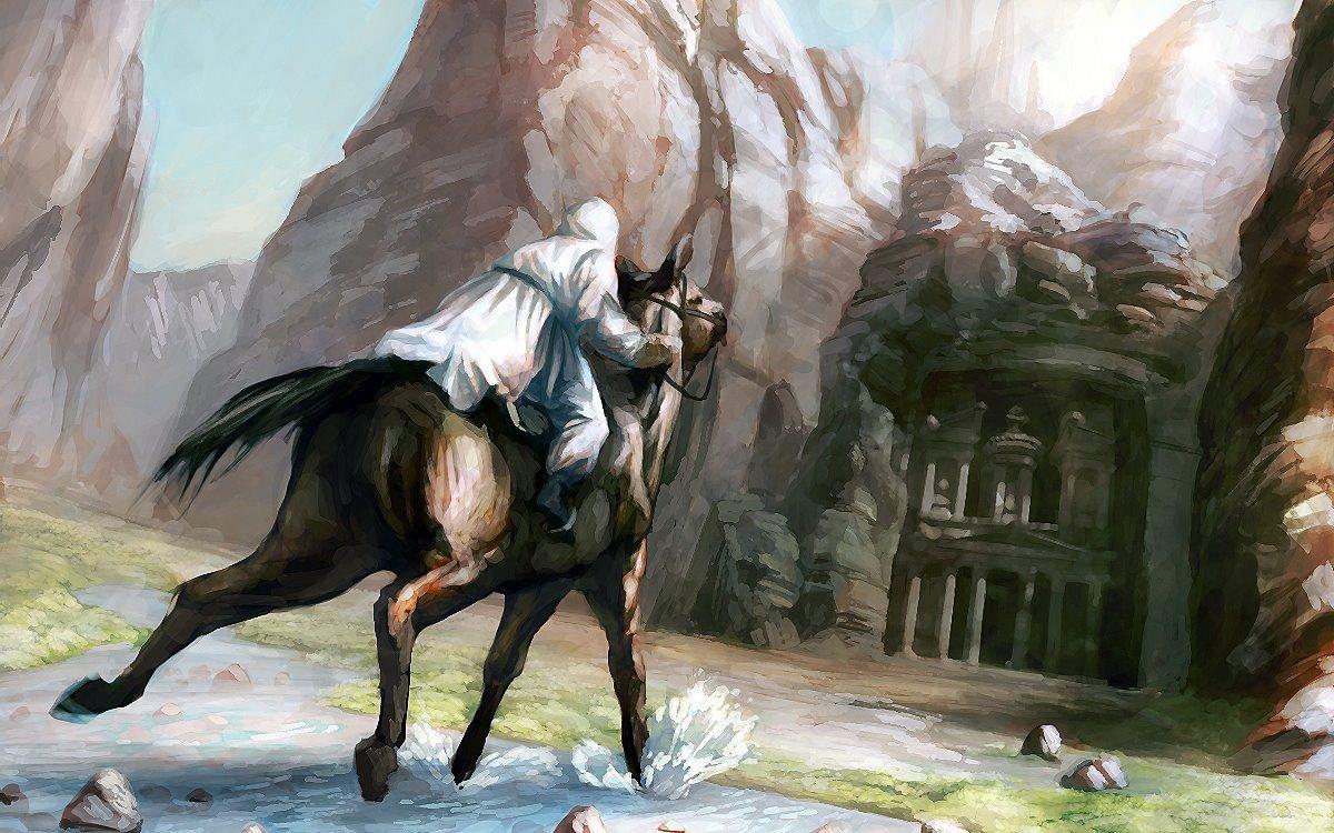 El primer Assassin's Creed recibe un mod que mejora sus gráficos