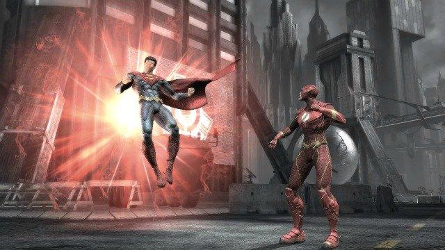 E3 2016 U-tad: Injustice 2 podría anunciarse antes de que comience la feria