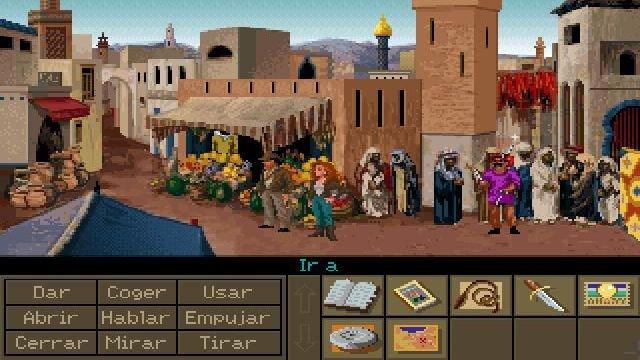 Indiana Jones: Lucasfilm prohibe la remasterización fan de The Fate of Atlantis