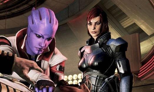 Mass Effect podría contar con una remasterización