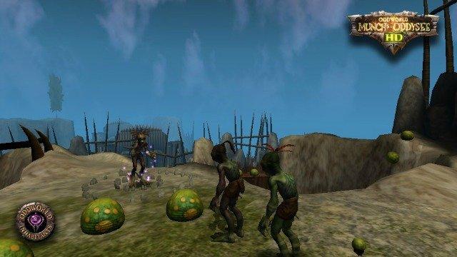 Oddworld: Munch's Oddysee está disponible para Android por sólo 10 céntimos