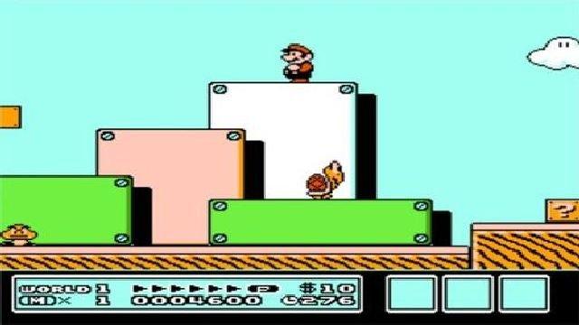 El speedrun de Mario 3 más extraño de la historia