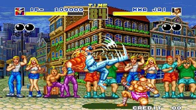 PlayStation 4 recibirá estos arcades clásicos de SNK antes de 2017