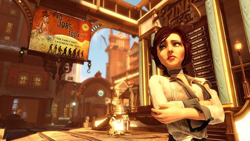 La versión de PC de BioShock: The Collection no remasterizará BioShock Infinite