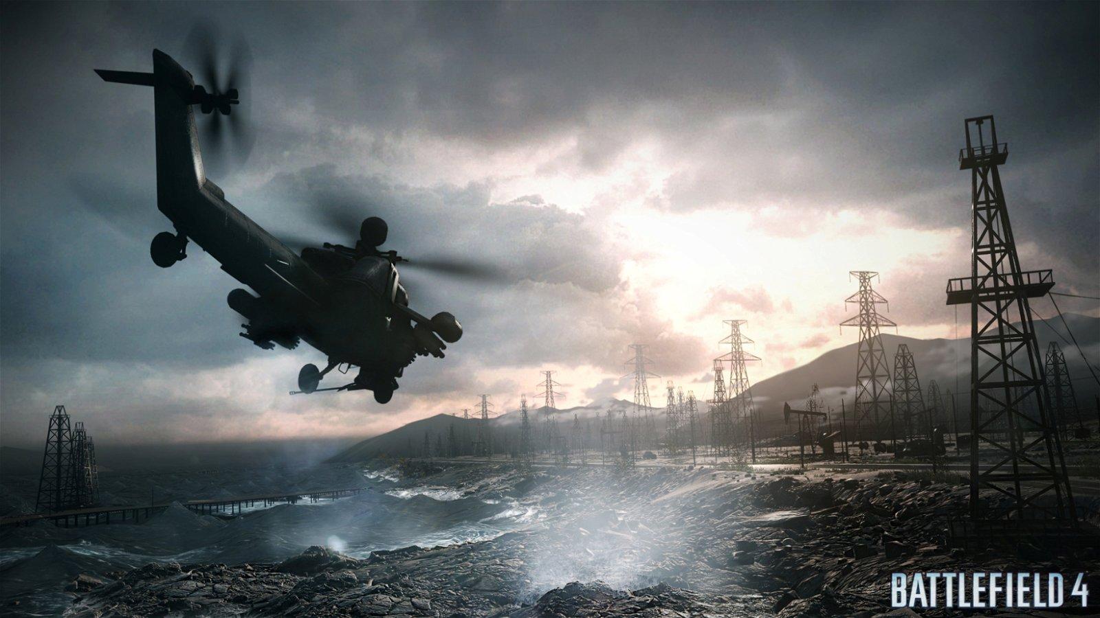 Battefield 4 ofrecerá gratis todos su DLC hasta la próxima semana
