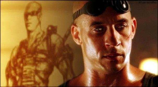 Las crónicas de Riddick: Forjan las armas de Riddick en la vida real