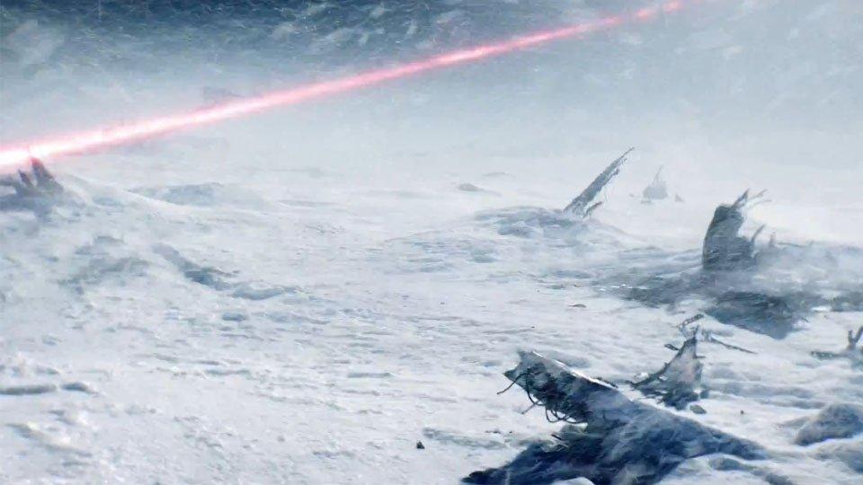 Star Wars: Battlefront 2 trabaja en el tráiler para su anuncio