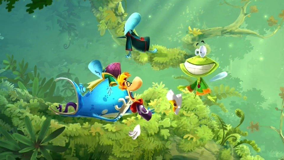Ubisoft anuncia sus juegos de lanzamiento para Nintendo Switch