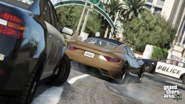 Grand Theft Auto V: Utilizan el juego para desarrollar la conducción autónoma mediante una IA