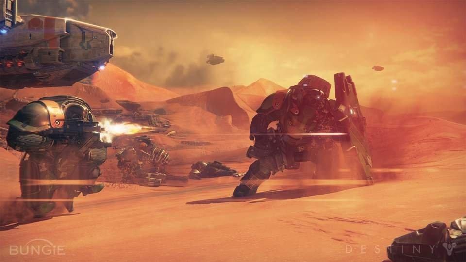 Se desvelan varios detalles de lo que podría ser Destiny 2