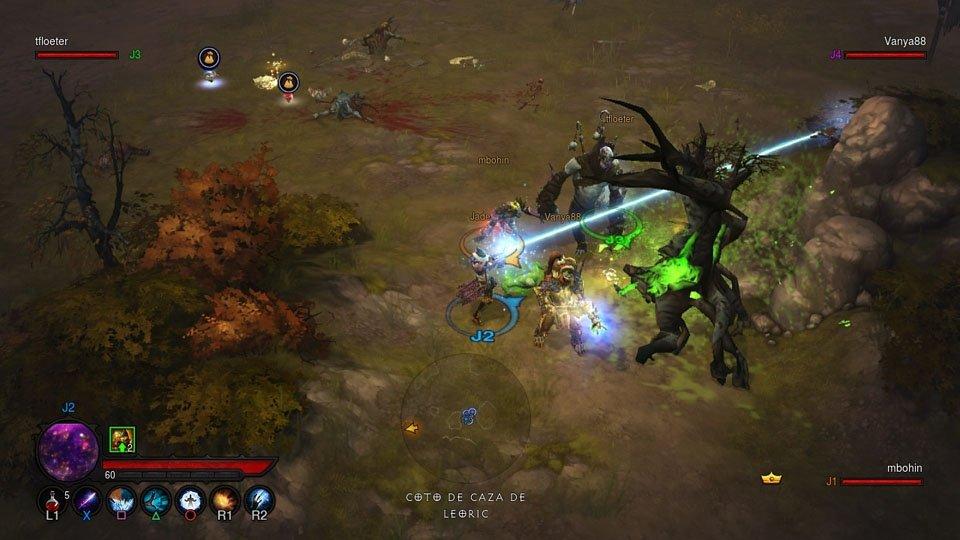 Diablo III: Eternal Collection sorprende a todos en una lista de videojuegos