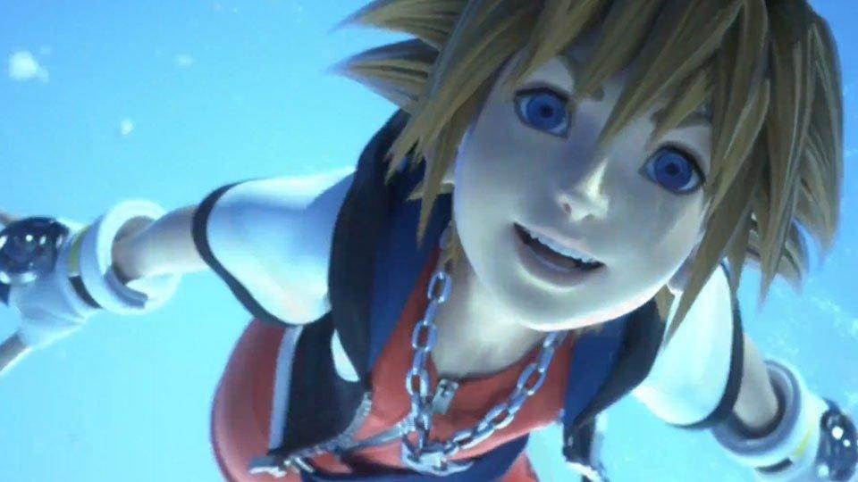 Kingdom Hearts 3 contará con un segundo personaje jugable