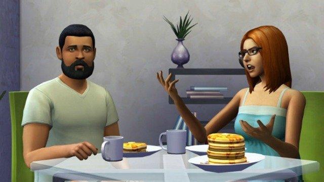 Los Sims 4: Un parche ya no permitirá el flirteo con bebés y las infidelidades