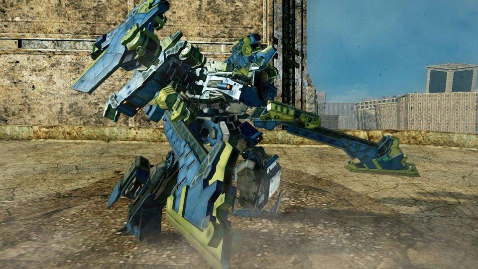 From Software ya trabaja en el desarrollo de un nuevo Armored Core