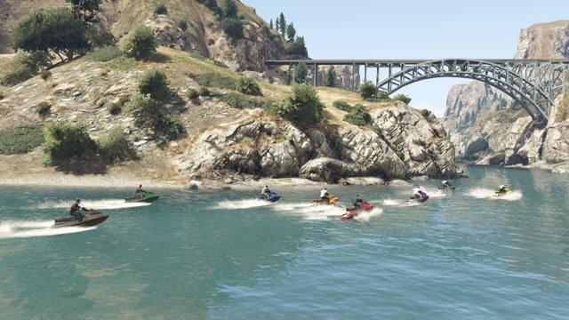 Grand Theft Auto Online: Cosas que puedes hacer además de crímenes