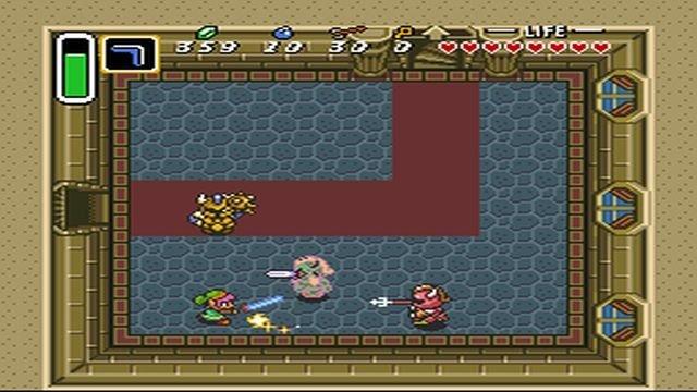 Un speedrunner completa The Legend of Zelda: A Link to the Past con los ojos vendados