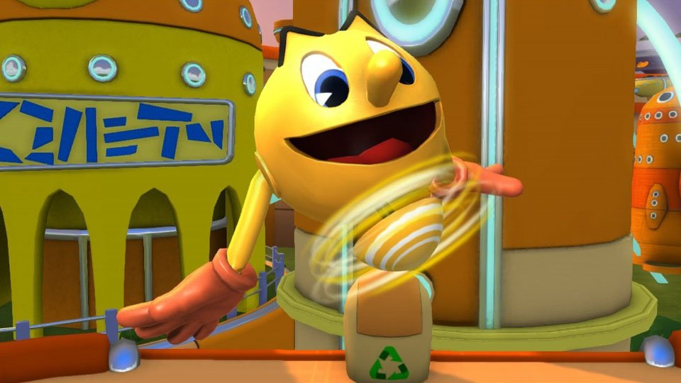 Pac-Man Maker es el nombre de la última patente que Bandai Namco ha reservado