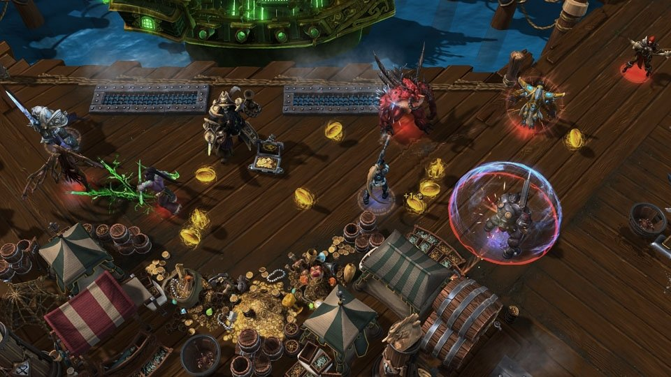 Heroes of the Storm: Juega gratis con todos los personajes durante el fin de semana