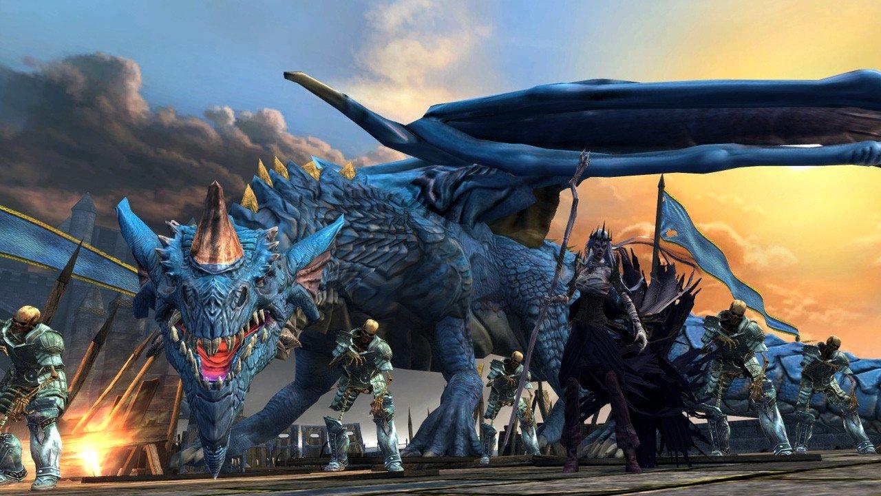 Neverwinter llegará a PlayStation 4 este verano
