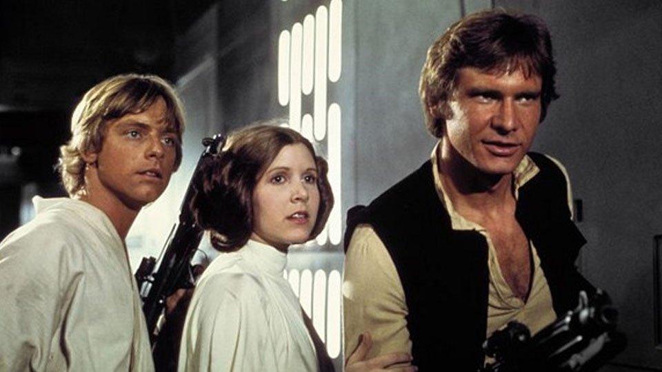 Star Wars: El póster para su 40 aniversario reúne a todos los personajes