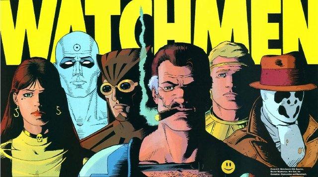 Watchmen: Salen a la luz nuevos datos de los videojuegos cancelados
