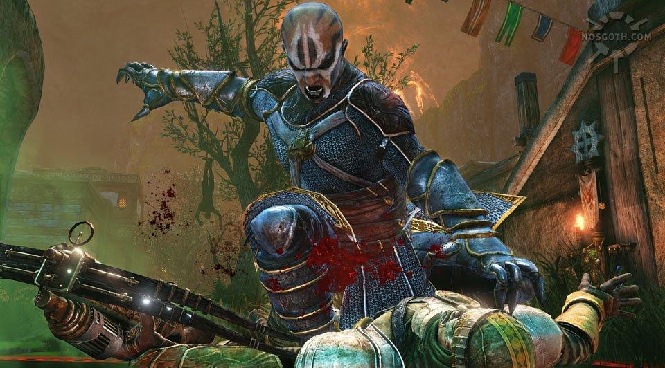Nosgoth: Square Enix cancela el juego por la falta de respaldo de los usuarios