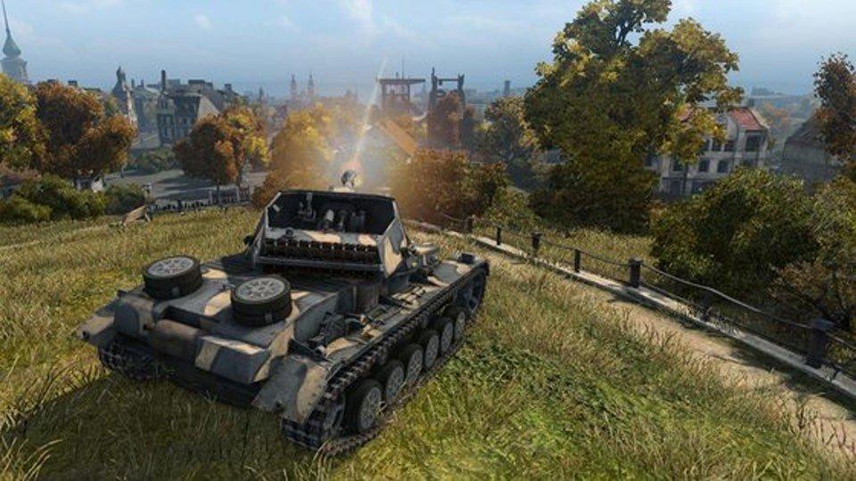 World of Tanks tendrá soporte durante 30 años