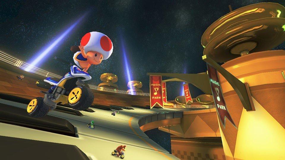 Mario Kart 8 contiene una palabra malsonante en sus archivos de audio
