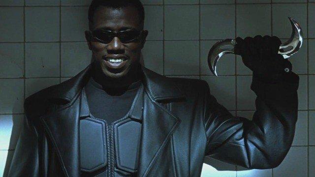 Blade 4 podría volver con Wesley Snipes como padre