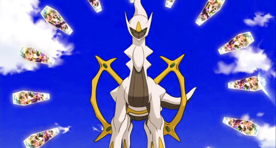 Pokémon: Arceus ya está disponible para descargar con motivo del veinte aniversario de la franquicia