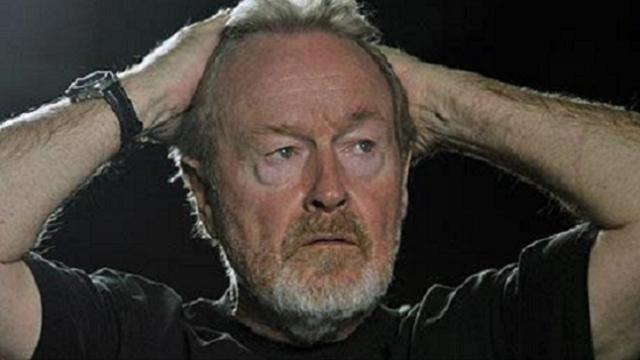 Ridley Scott se muestra en desacuerdo con las películas de superhéroes 'no realistas'