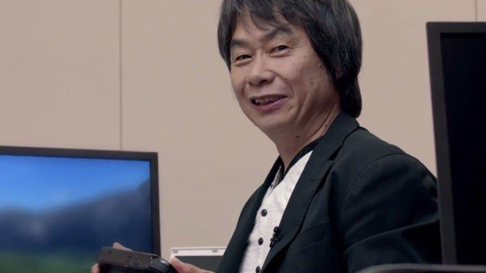 Shigeru Miyamoto prefiere crear nuevos juegos en lugar de rehacer los clásicos