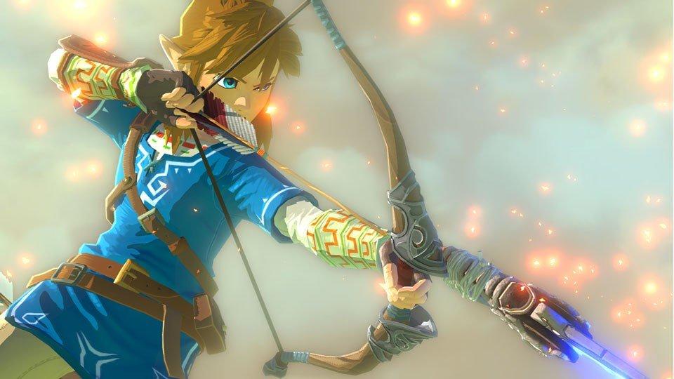 Nintendo te felicita la Navidad con The Legend of Zelda: Breath of the Wild