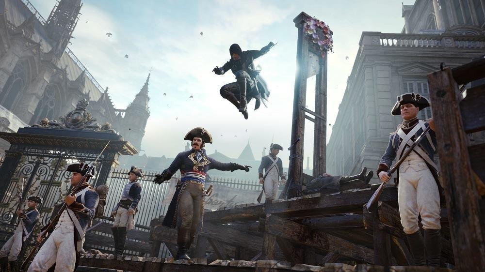 Assassin's Creed Unity: Un informativo italiano lo confunde con un simulador de ataques terroristas
