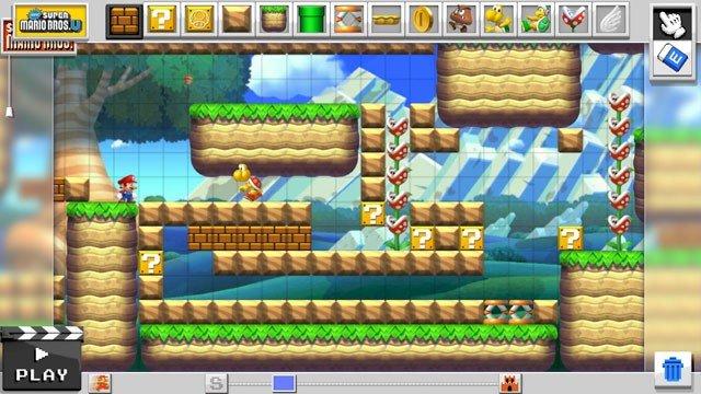 Super Mario Maker para Nintendo 3DS sólo se podrá jugar en 2D